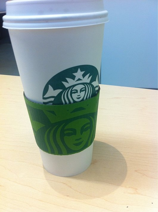 Do you like new Starbucks cup?